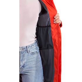 DIDRIKSONS Ilma 3 Parka Women, poppy red